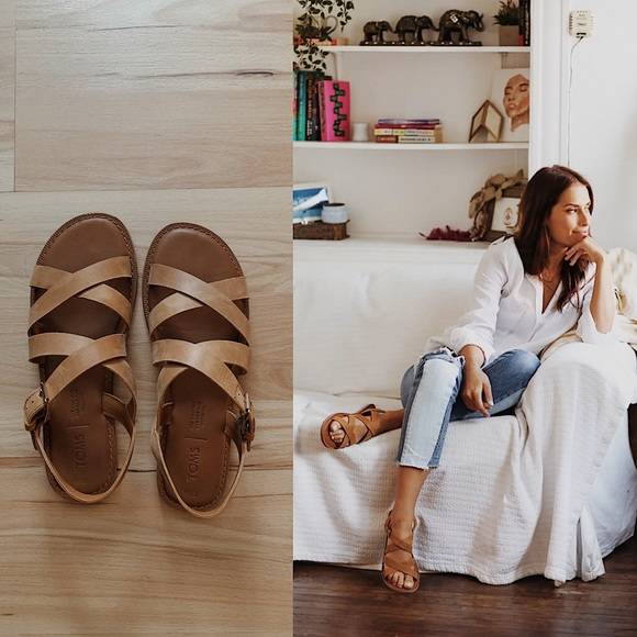 Toms Shoes | Toms Sicily Sandal | Poshmark